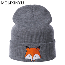 MOLIXINYU 2017 Baby Hat For Boy Girl Winter Cap Children Beanie Hats Skullies Beanies Baby Winter Hat Men Women Cap Unisex
