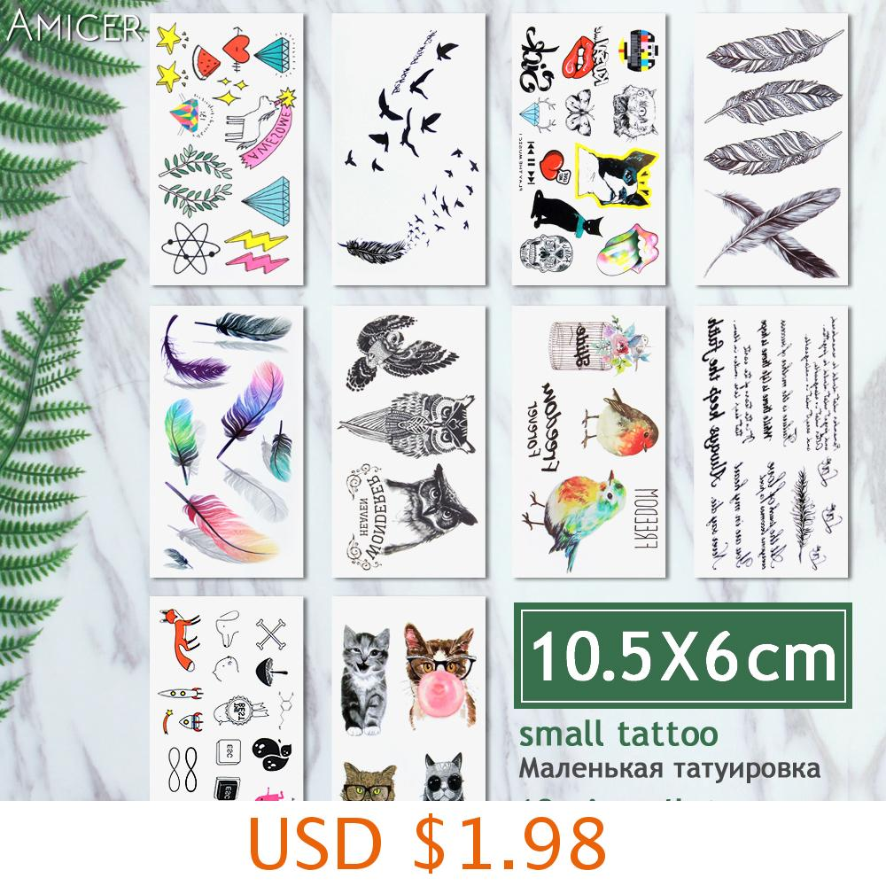 sexy romantic dark rose flowers flash fenna tattoos fake Waterproof temporary tattoos stickers body art Tattoo sleeve 2