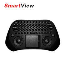 Original Measy GP800 Keyboard Tochpad TV Air mouse QWERY Touchpad Handheld Keyboard for TV BOX Laptop Mini PC as i8 keyboard