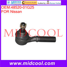 High Quality Auto Parts Steering Tie Rod End OEM:48520-01G25(China)