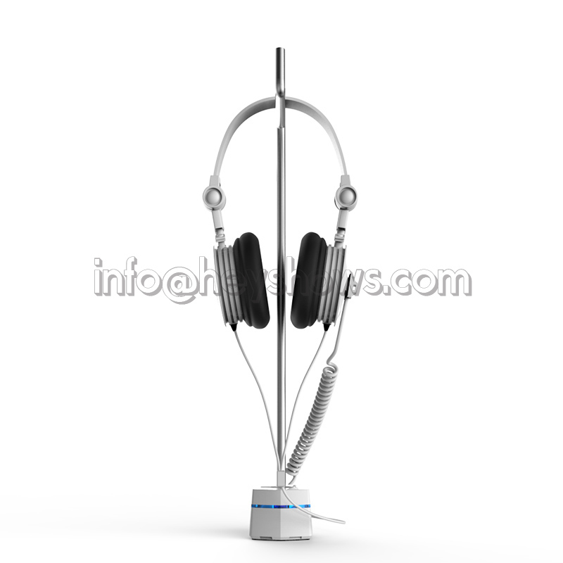 Earpiece security stand