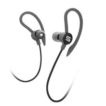 SOUL Flex2 In Ear Sport Earhook Sweat Proof High Performance Earphones with Microphone and Volume Control for iPhone(China)