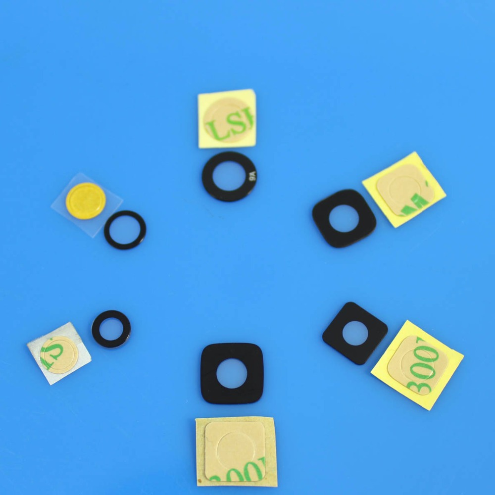 cltgxdd For Xiaomi Mi2 M2 Mi3 M3 Mi4 M4 Mi5 M5  4c 2a  New Rear Camera Glass Lens Cover with Adhesive Repair Parts