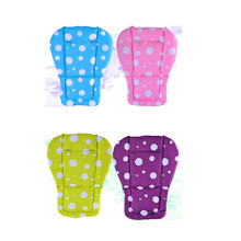 Baby Stroller seat Cushion Stroller Pad mattresses Pillow Cover Child Carriage Car Umbrella Cart BB Car Thermal Thicken Pad