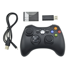 For Sony PS3 For Xbox 360 Console 2.4GHz Bluetooth Wireless Controller 3 in 1 Game Joystick PC Controle For Computer Win7 Win8(China)
