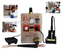 New Notebook Battery Micro Pulse Spot Welder Welding Equipment Machine & Solding Machine Solder Two in One(China)
