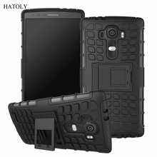 For LG G4 Case H815 H810 VS986 F500 Heavy Duty Armor Shockproof Hybrid Hard Silicone Rugged Rubber Case Cover For LG Optimus G4