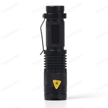 T6 2000 lm Zoomable LED Lamp Tactical Flashlight Torch Penlight Night Led Campin Light For 18650 Battery