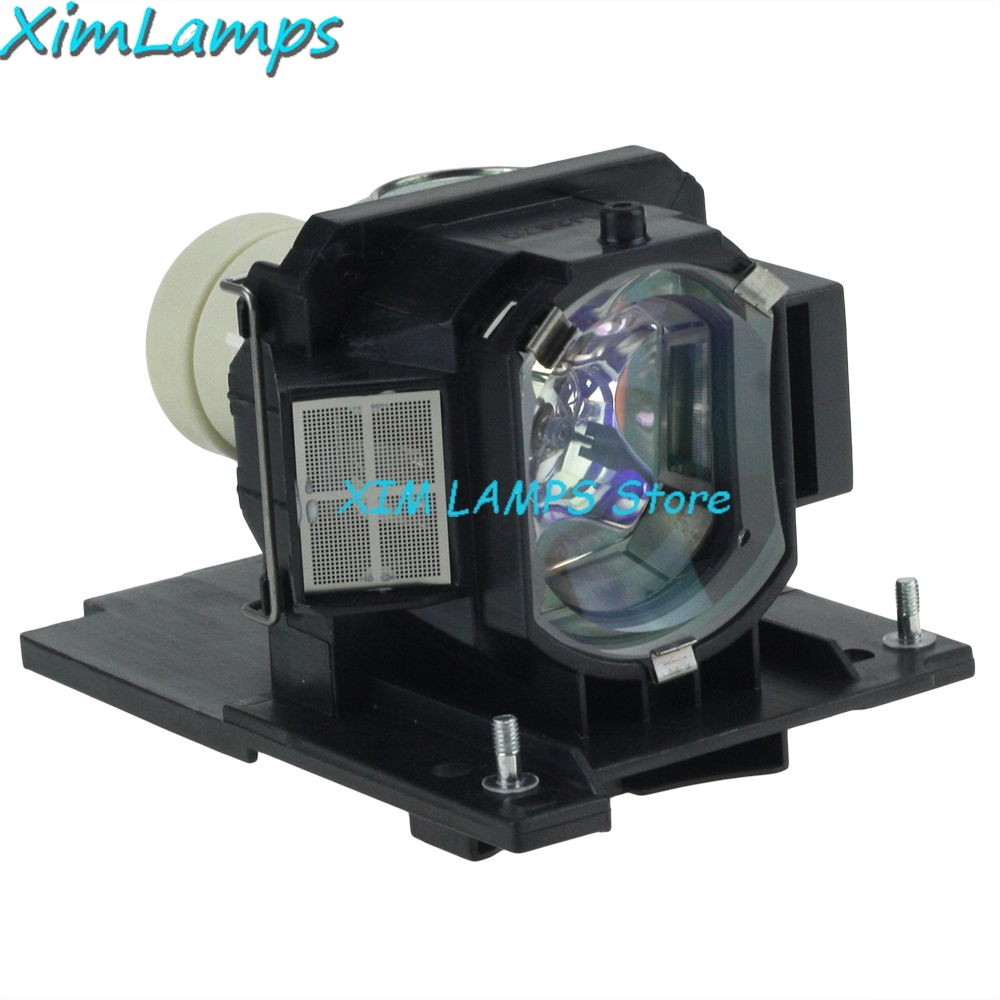New arrival Compatible Projector lamp DT01025 projector bulb with housing/case for 3M X30 X30N X35N X31 X36 X46 Projectors<br>