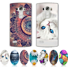 Luxury Painted TPU Soft Silicone 5.2inch for LG G4 Beat Case For LG G4 Beat G4S H736 H735 Cell Phone Back Cover Case