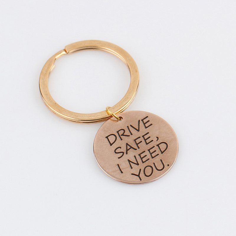 New-Letter-DRIVE-SAFE-I-NEED-YOU-Keyring-Charms-Keychain-Women-Men-Jewelry-Key-Chain-Car (4)