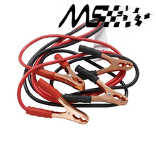 New arrived Emergency Battery Cables Car Auto Booster Cable Jumper Wire 2.4 Meters Length Booster 12V 300A