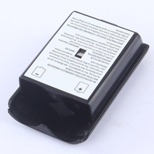 16pcs Black Battery Case Cover Shell for Xbox 360/ xbox360 Wireless Controller Rechargeable Battery Cover(China)