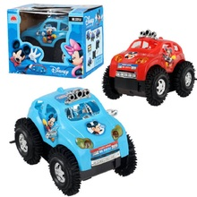 Children electric car Mickey Electric Cars Rapid Dump Trucks   Puzzle Cars Children Vehicle Toy