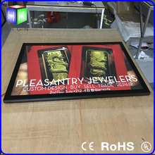 Restaurant LED Menu Board Advertising Light Box Display(China)
