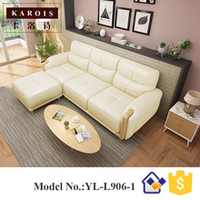 Home furniture carving wood sofa modern royal nordic best sofa set