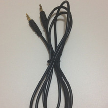3.5mm Male to Male Audio And Video AV Cable Can Be Used for PC-TV Speaker Phone Cable 1.5 M(China)
