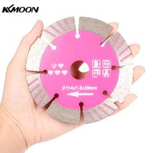 Diamond Saw Blade dremel rotary tool multitool saw blade Wall Cutting For Angle Grinder 114*1.8*20mm 5A Dry Cutting Segmented
