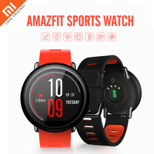 Original Xiaomi AMAZFIT Waterproof  Smart Watch Bluetooth 4.0 WiFi Dual Core  512MB 4GB GPS Heart Rate Monitor GPS SmartWatch