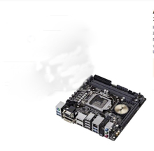 H97I-PLUS mini ITX motherboard with M.2 solid state hard drive port motherboard