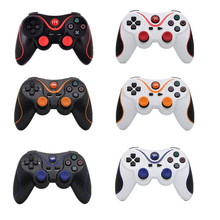 Universal Wireless Bluetooth Gamepad Gaming Remote Controller Joysticks Multi Color Super Fit For PS3 System High Quality