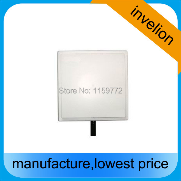 c# code iso18000 6c-12dbi rfid integrated reader for assets management rs232 wiegand26 + free uhf rfid card/tag(China)