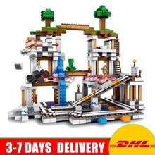 Buy DHL Lepin 18011 922pcs World Mine Pixel Mc Education Building Blocks Bricks Model Toys Compatible 21118 for $45.00 in AliExpress store
