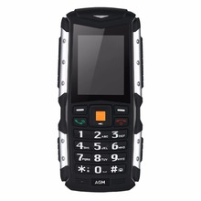 3G M1 IP67 Waterproof Phone WCDMA Button phone shockproof 2.0MP Dual SIm GSM Shockproof duatproof mobile Phone 2570Mah(China)