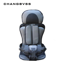 Baby Car Seat Safety Portable,Child Car Seat for Dining Chair,up to 5 Years Old, 8 Optional Color,Kids Infant Babies Seat in Car(China)