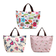 Baby Feeding Bottle Insulation Bag Portable Lunch Bags Thermal Cooler Box for Mummy Carry Tote Storage Travel Picnic Bag(China)