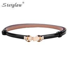 New Fashion lady designer belts high quality famous brand bow thin belts women dress Corsets decorative belt female riem D114