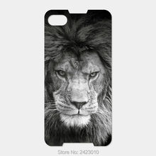 For Blackberry Z30 Z10 Z3 Passport Q30 Classic Q20 Q10 Q5 priv Dtek50 Dtek60 Patterned Cover Legendary lion mobile phone cases(China)