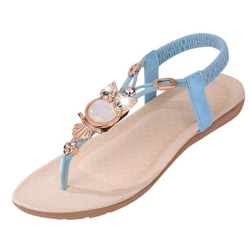 Women sandals fashion vintage low heel wedges sandal ankle straps gladiator women sandals summer beach flip flops sandalias<br><br>Aliexpress