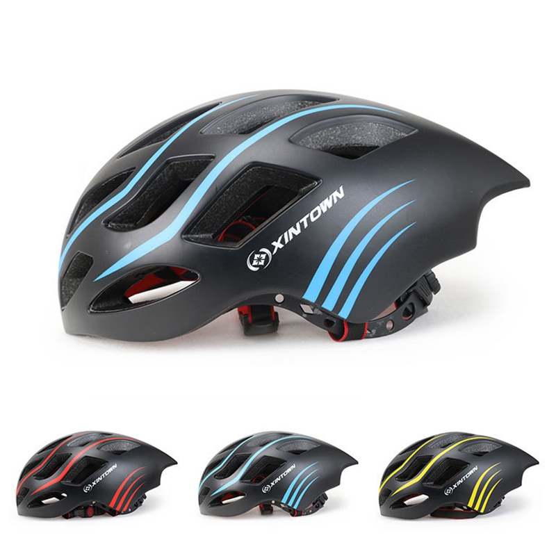 New Arrival Adult Cycling Helmet Unisex Outdoor Comfy Breathable Mountain Bicycle Helmet Sports Safety Protective Gear<br><br>Aliexpress