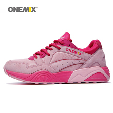 Onemix original spring summer women's retro running shoes portable sport shoes athletic outdoor shoes Eur 36-40 for sales