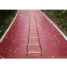 Agility Ladder For Soccer Football Speed Training  New Durable 9 Rung With Carry Bag/Fitness Equipment