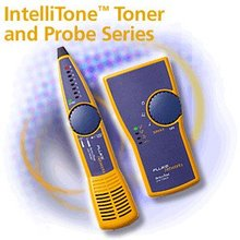 Fluke MT-8200-60A IntelliTone 200 Pro Toner and Probe Network Cable Tester KIT, traces & locates  network cables, free Express