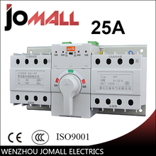 25A 4P new mini type ats Automatic Transfer Switch Rated voltage 220V /380V Rated frequency 50/60Hz(China)