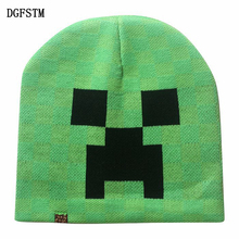 Minecraft cap our world cartoon hat FNaF baby boys girls short sleeve Children's clothing 100% cotton Football Madrid T-shirts(China)