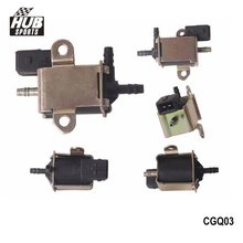 Hubsports - 3 Way Electric Change Over Valve - Vacuum Solenoid for ElectrIcal Diesel Blow off valve HU-CGQ03