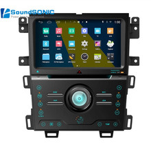 Android 4.4 Car Multimedia For Ford Edge 2011 2012 2013 2014 2015 2016 Radio DVD GPS Navigation Sat Navi Audio Video S160 System