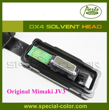 for Epson DX4 Solvent Printhead For Mimaki JV3 Print Head (Get 2pcs DX4 small damper free)