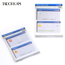 60 sheet Computer Memo Pad System Hint Scrapbooking Sticky Notes Diary Notebook Stickers Decor School Office Stationery Supplies