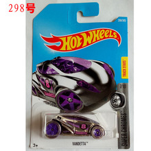 New Arrivals 2017 N Hot Wheels 1:64 Purple Vendetta Metal Diecast Car Models Collection Kids Toys Vehicle For Children