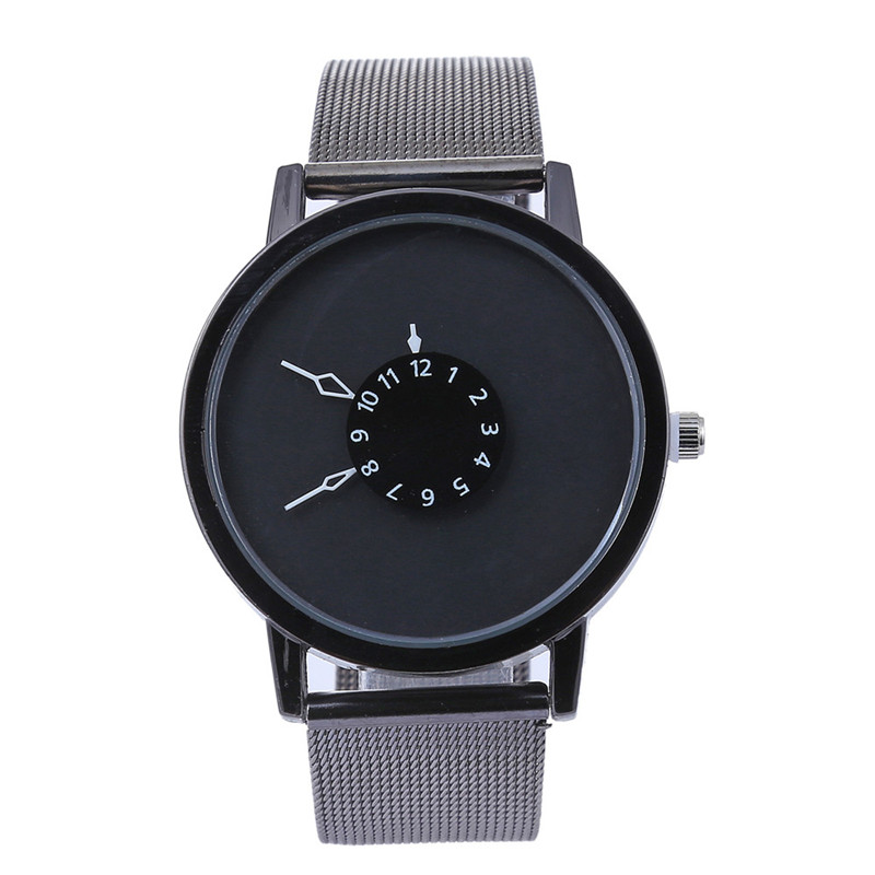 New Arrival Famous Brand Silver Casual Geneva Quartz Watch Women Mesh Stainless Steel Dress Women Watches Relogio Feminino Clock<br><br>Aliexpress