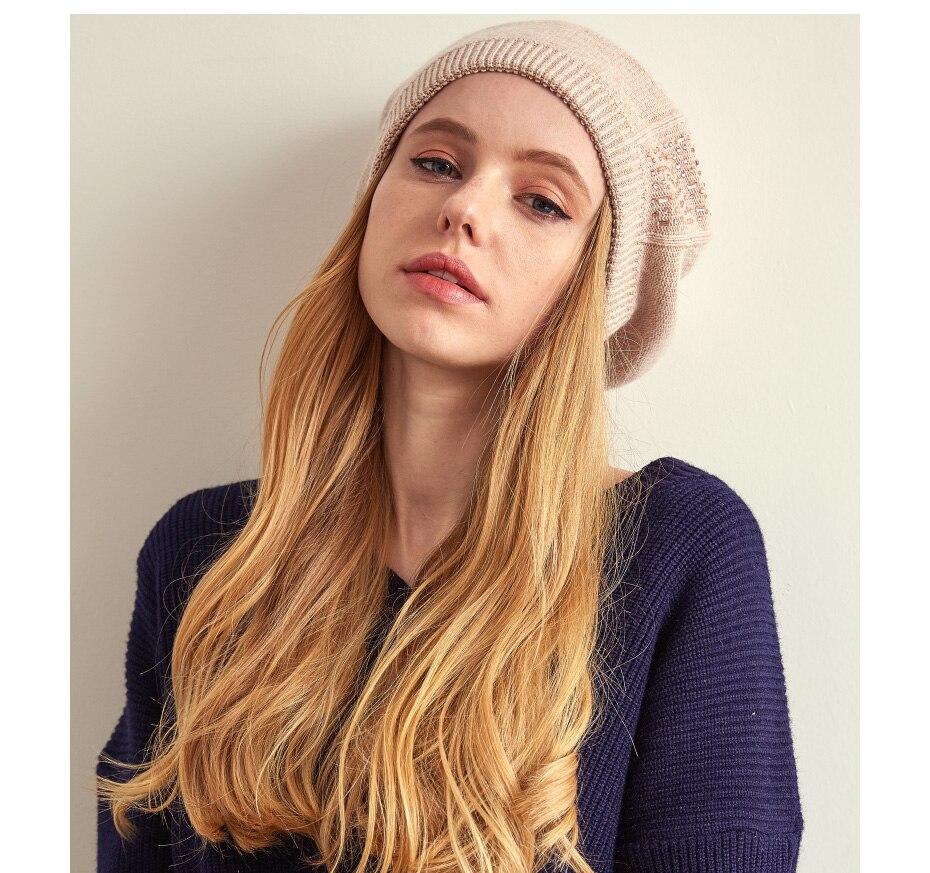 قبعات نسائية عالية الجودة 6