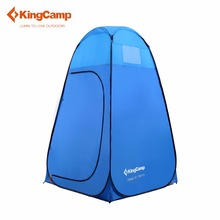 KingCamp Hiking Camping Tent Ultralight automatic Camping Tent Portable Changing Room Beach Toilet Shower tent(China)