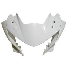 ABS Unpainted Upper Front Fairing For HONDA CBR 250 2011 - 2012 CBR-250 ABS(China)