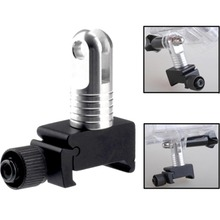 20mm Mini Quick Release Mount Adapter For GoPro Hero 5 Session/ 5/ 4S/ 4/ 3+/ 3/ 2/ SJCAM/ XiaoMi Yi Gun Rail Camera Accessories