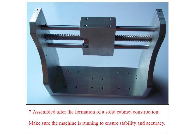 CNC 6040 Frame (14)